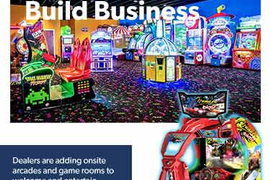 Arcades Draw Customers and Build Business