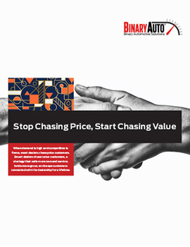 Stop Chasing Price, Start Chasing Value.