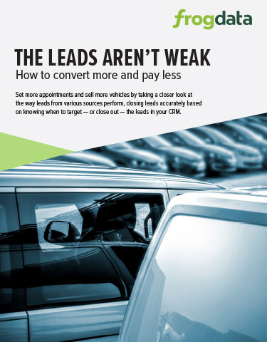 The Leads Aren't Weak: How to Convert More and Pay Less