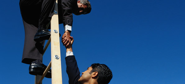 Climbing the Relationship Ladder