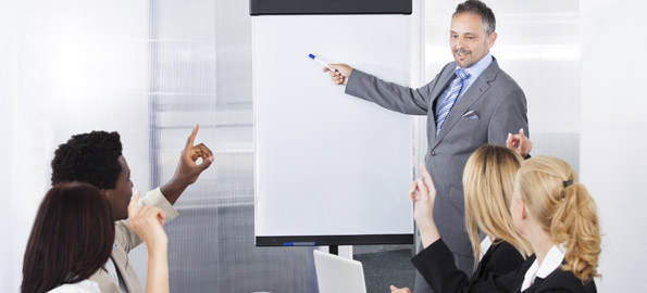 Developing Effective Leadership: Training the Mid-level Manager