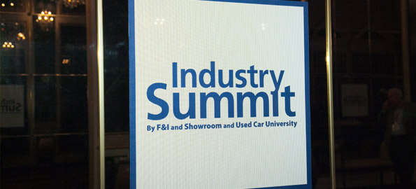Industry Summit 2013 – Learning from the Keynote Speakers