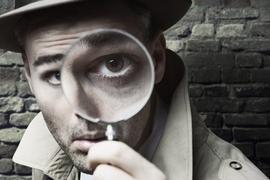Secret Agent Locates Dealer