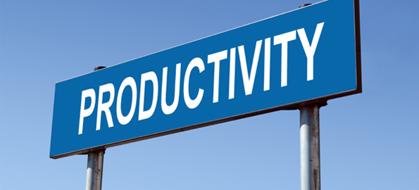 Let's Focus on being More Productive!