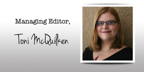 Introducing Our New Managing Editor