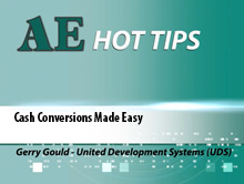 Cash Conversions Made Easy