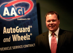 An Interview with Tim Brugh, AAGI's Executive VP