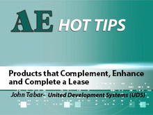 Products that Complement, Enhance and Complete a Lease