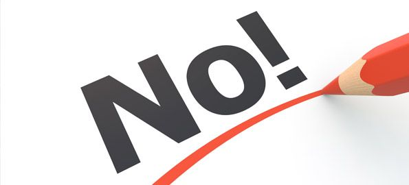 'No' Means 'Not Yet'