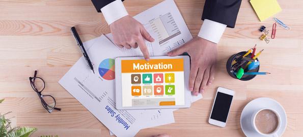 Who Motivates the Motivator?