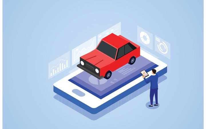 Dealers are increasingly relying on 'soft pull' credit checks to initiate the vehicle financing process, but two recent cases prove the technology can bring unintended legal exposure. - Photo by z_weir via gettyimages.com