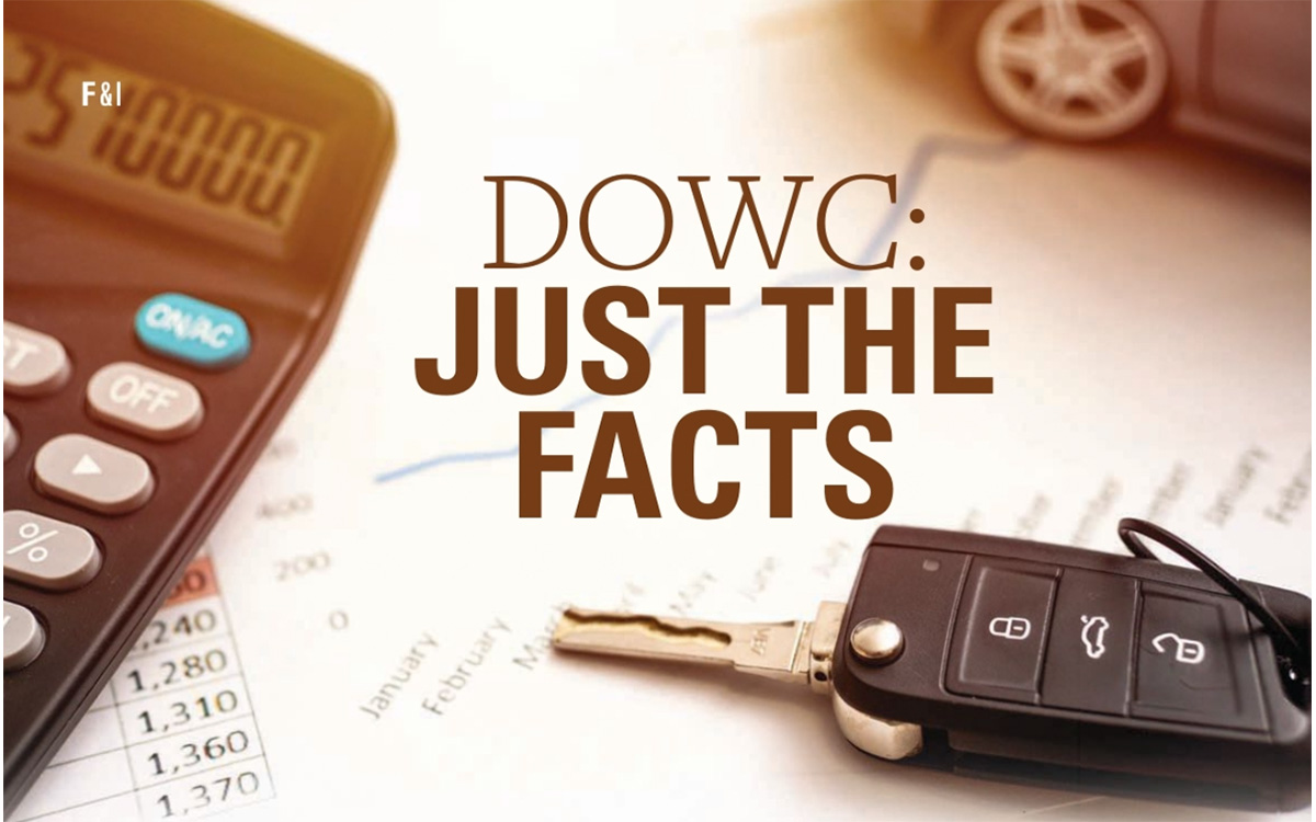 The DOWC: Just the Facts