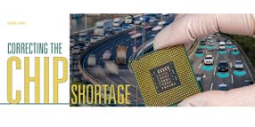Correcting the Chip Shortage Will Take Time