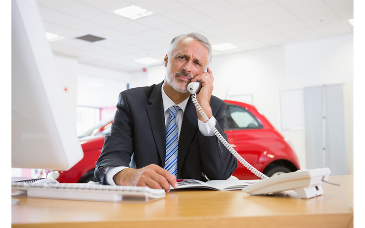 Whistleblower hotlines allow dealership employees to safely and anonymously report noncompliant behavior and processes before they lead to a lawsuit or regulatory action.  - PHOTO: GETTYIMAGES.COM/ Wavebreakmedia