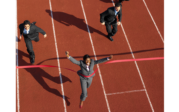 Agents are some of the toughest competitors around, but every business owner can benefit from a fresh look at whom they're competing against — including partners who aren't holding up their end of the bargain.  - @GETTYIMAGES.COM/ George Doy