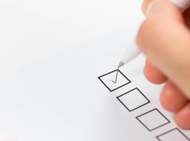 Use this checklist to help dealer clients evaluate risk and spot red flags when vetting F&I companies.