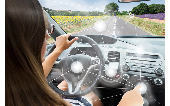 The law has yet to catch up to the privacy concerns raised by new vehicles filled with data-collecting technology.  - Photo via iStock