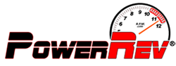 PowerRev logo