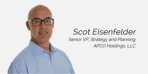 With extensive experience in the automotive industry, Eisenfelder will guide APCO Holdings in...