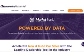 automotiveMastermind Enhances Market EyeQ Sales Platform With Pre-Owned and Manheim Market Report Integration