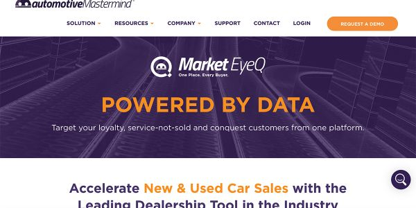 Market EyeQ users can now automate behavior-based predictive marketing campaigns to pre-owned...