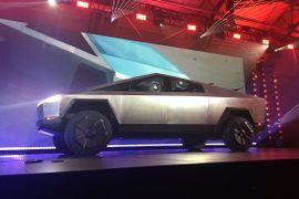 Tesla's Electric Pickup: Is It a Work Truck?