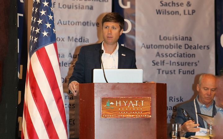 Will Green grew up in a dealership family and earned a law degree before taking the helm of the Louisiana Automobile Dealers Association in 2016.  - Photo courtesy Louisiana Automobile Dealers Association