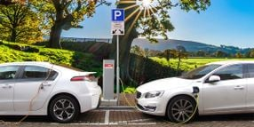 The Continued Rise of Electric Vehicles