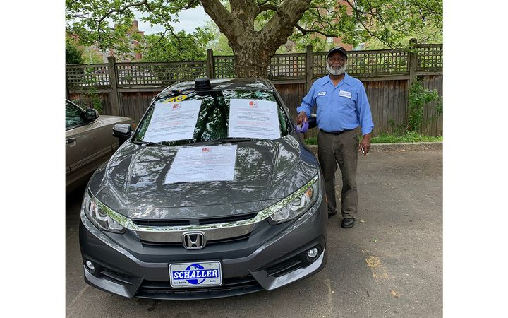 It's one thing to say you'll support your community, but it's another thing to do it. No one can say that dealer Art Schaller, Jr., of Schaller Auto Group, New Britain, Conn., only pays lip service to charitable opportunities.  - PHOTO: Schaller Auto Group