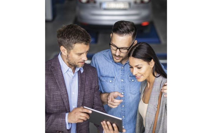 Whether the dealership ties in maintenance, appearance packages, car washes, or loaner cars, a portfolio of value-added F&I products, are what brings the customer back and reminds them why they bought from you. - IMAGE: SKYNESHER via GettyImages.com