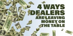 """If dealers revert to """"the way it was,"""" they will see money left on the table, and long-term profitability will continue to elude them."""
