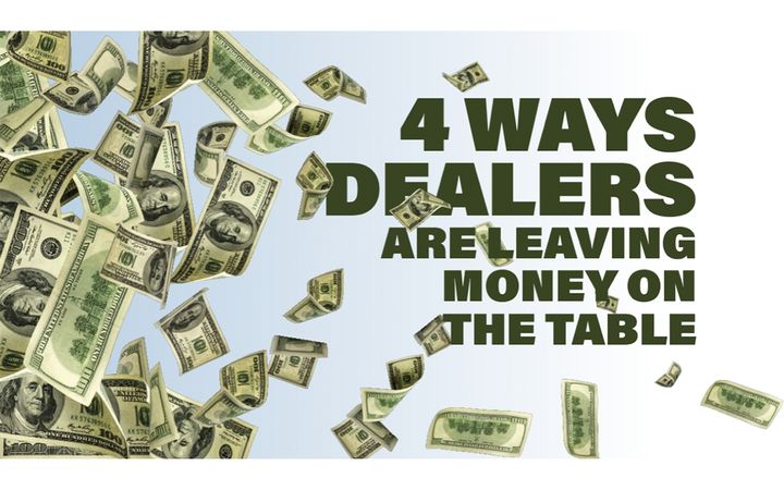 """If dealers revert to """"the way it was,"""" they will see money left on the table, and long-term profitability will continue to elude them. - IMAGE: GettyImages.com"""