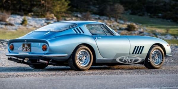 People are going to collectible car auctions in person, and the results are impressive.