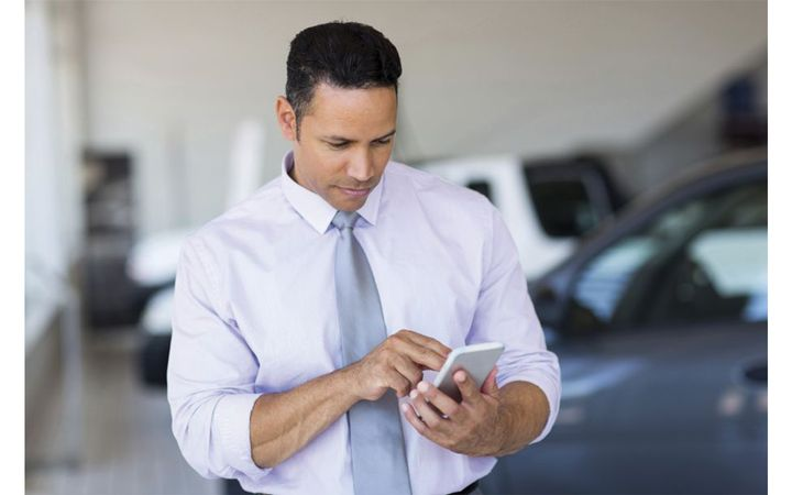There are many benefits of going mobile with your CRM — explore how dealers can retain control through the process. - IMAGE: Getty Images