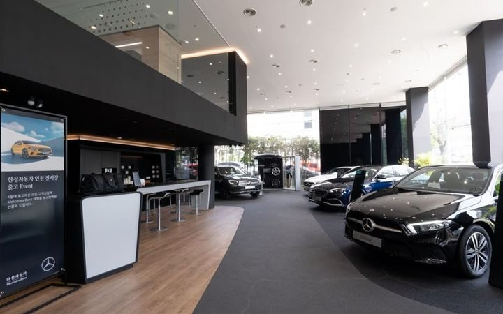 How Han Sung Motor is setting a new industry standard using scent. - IMAGE: Han Sung Motor