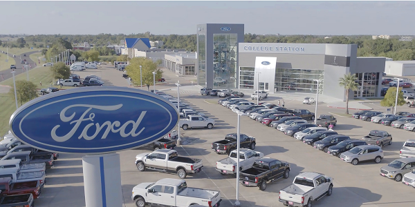 College Station (Texas) Ford was one of the 18 Keating Auto Group stores that benefited from an...