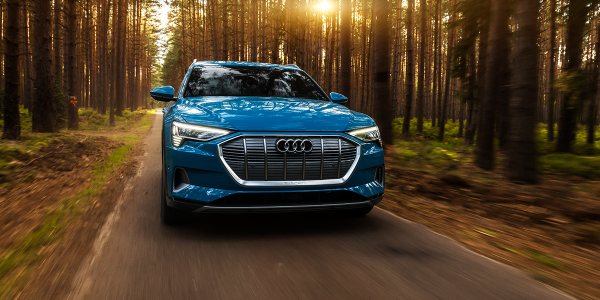 The 2019 Audi e-tron is among the electric vehicles that have exceeded the 200-mile-range mark...