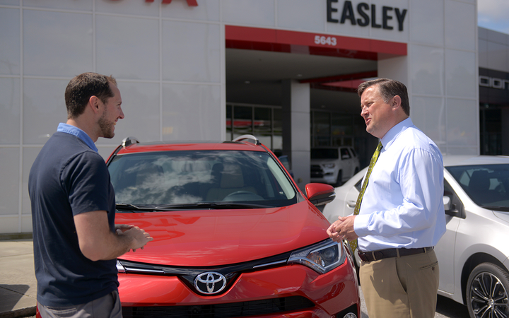 Norris' newfound fame has made him a frequently recognized figure at the dealership and in daily life.   -