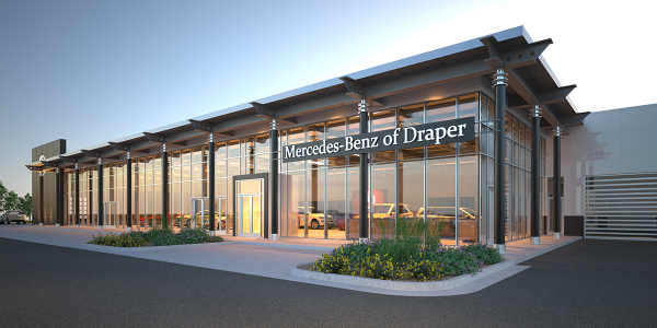 Mercedes-Benz of Draper (Utah) is among the German brand's 300 U.S. stores. Dealers who have...