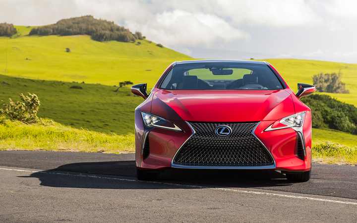 "Lexus used virtual reality, augmented reality, and other advanced digital marketing tools to ""premarket"" the LC 500, helping to exceed initial sales targets by more than 5%. 