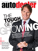 Auto Dealer Today Q2 2019 Magazine Cover