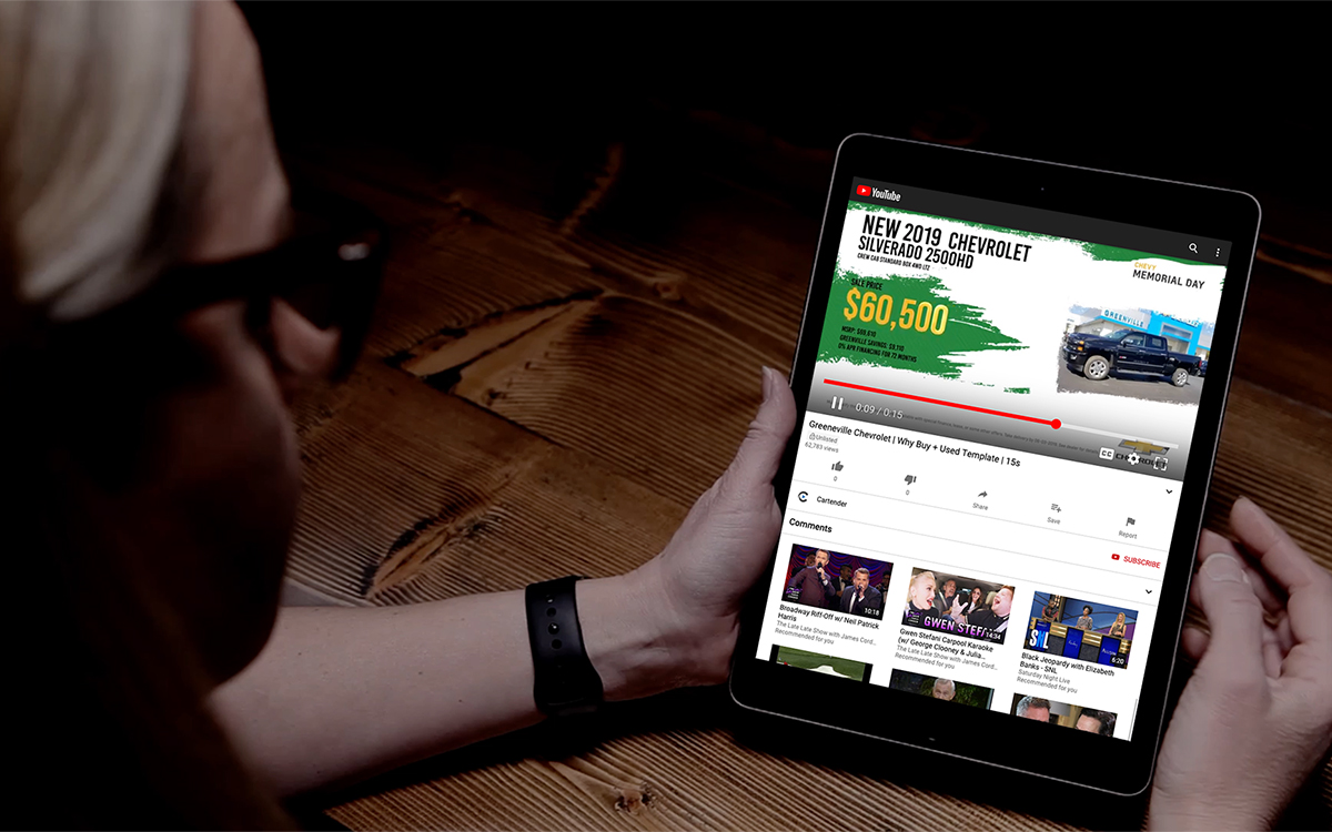 Dealer.com, Cartender Partner on New Video Marketing Solution