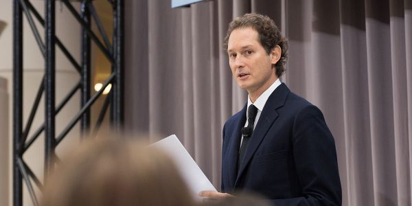 Fiat Chrysler chairman John Elkann is poised to serve in the same position following a merger...