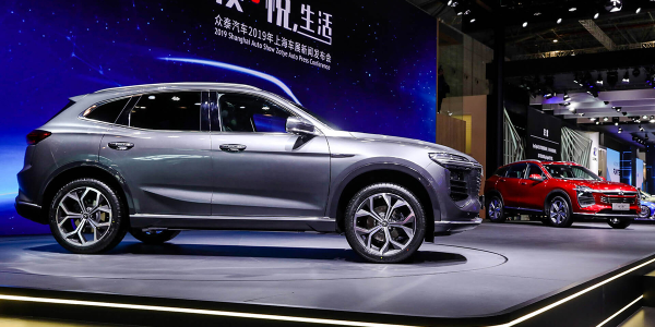 Zotye USA has signed franchise agreements with 100 U.S. dealers and plans to add 150 more before...