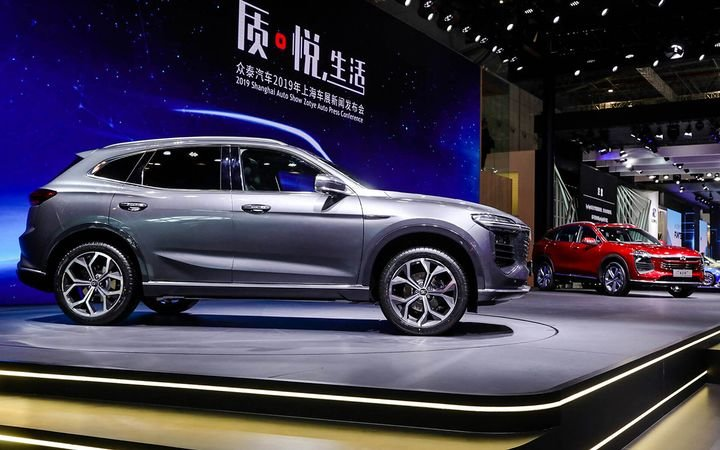 Zotye USA has signed franchise agreements with 100 U.S. dealers and plans to add 150 more before launching an all-electric SUV in 2021.  - Photo courtesy Zotye USA