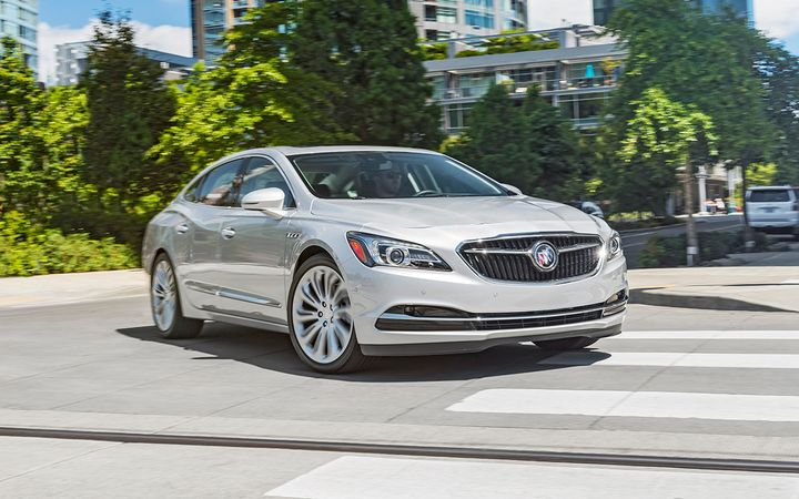 Buick ranks highest among mass market brands in J.D. Power's Sales Satisfaction Index Study for the third time in four years.  - Photo courtesy General Motors Co.