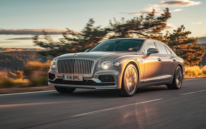 Among the stores to be acquired from Park Place Dealerships by Asbury Automotive Group is Bentley Dallas, one of the British manufacturer's biggest U.S. franchises.  - Photo courtesy Bentley Motors