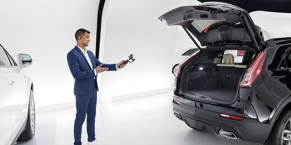 Cadillac Live agents are trained to conduct walkarounds and answer vehicle and...