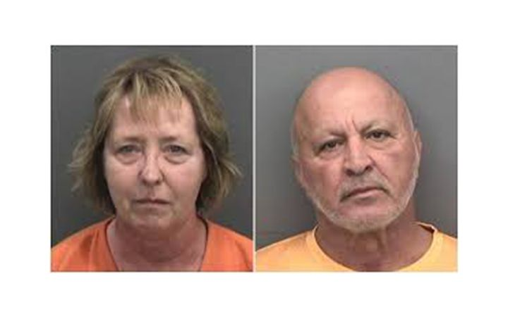 Haytham Abdulatif Daas and Peggy Ann Daas, owners of a Central Florida independent highline dealership, have been charged with attempting to defraud Mid-Atlantic Finance Co. - Photo courtesy Hillsborough County Sheriff's Office