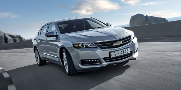 The Chevrolet Impala first entered production in 1957 and has been discontinued three times.